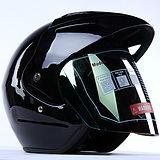 открытый шлем, половина шлем. мотоциклетный шлем