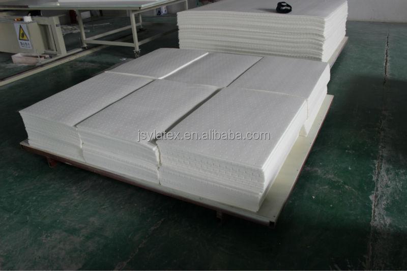 latex surmatelas 100 latex naturel hilton h tel matelas matelas id de produit 60025327467. Black Bedroom Furniture Sets. Home Design Ideas