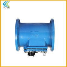 The photoelectric direct reading type spiral water meter