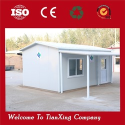 hot sale low budget ready made high quality prefabricated site office container