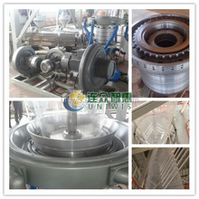 3-LAYER CO-EXTRUCTION BLOWN FILM MACHINE,MULTY LAYER FILM BLOWING EXTRUDER