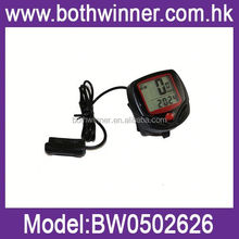 Easy to install large display digital timer
