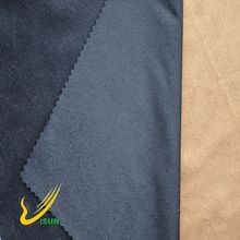 fashion style 100%Polyster Faux Suede Fabric