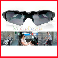 2GB UV Protection Hands-free Bluetooth Sunglasses Sports MP3 Player (Black)