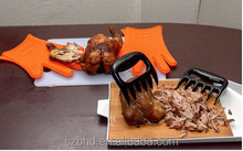 Barbecue Meat Claws- Meat Shredder (Pork, Beef, Chicken) - Meat Handler Forks for Shredding Lifting and Mixing