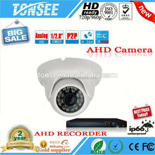 2015 Hot Sale CCTV Surveillance system the cheapest AHD Kits,good video cameras for action sports