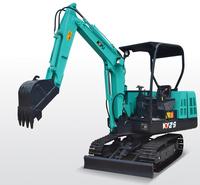 new design china engine mini excavator price for sale