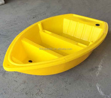 Sport fishing boat plastic fishing trawlers 2m with engine
