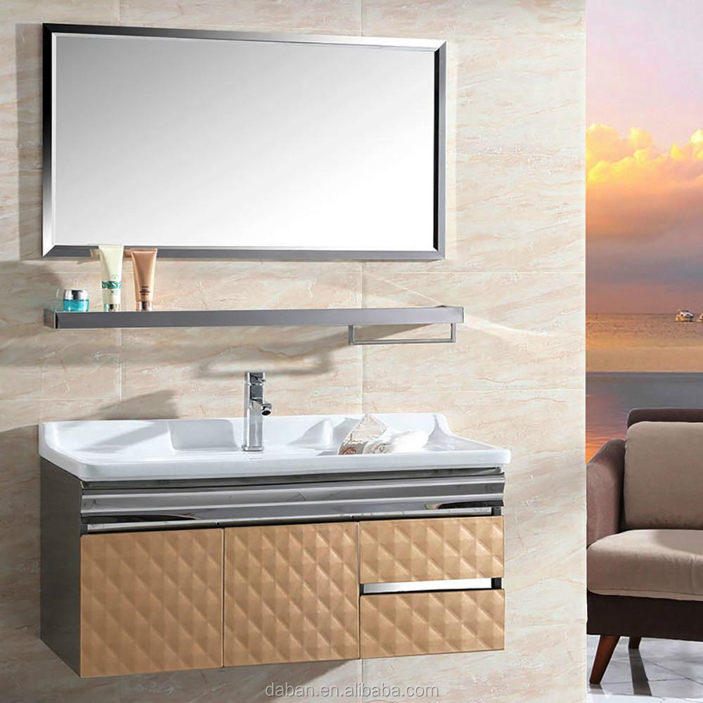 Mueble de ba o de buen dise o doble fregadero de un - Mueble de bano diseno ...