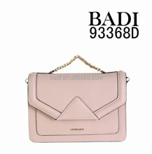 100% polyurethane faux leather women tote bags wholesale for bag