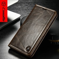 CaseMe Wholesale Leather Case High Quality Original Cell Phone Cover Case For Apple iPhone 6