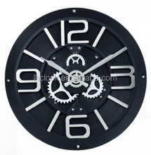 Modern industry wall clock