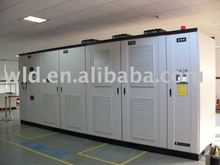 High voltage electric power saver - ac variable frequency drive