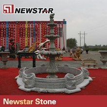 Factory Price Antique Stone Fountain