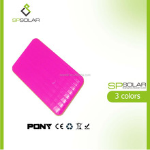 Latest Luggage new innovative products for import mini usb Luggage power bank 4000mah