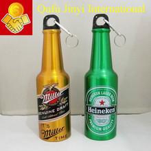 high qualit aluminum soft drink bottle