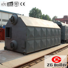 SZL series burning solid fuel boiler