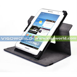 Patented 360 rotating tablet case for Nokia N1, with CAMERA FRAME