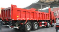 40 tons tipper truck