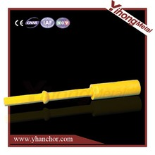 YH high quality self drilling anchor bolt/mining drill bolt/hollow core anchor bolts
