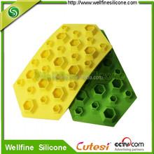New trend diamond cavity silicone ice tray