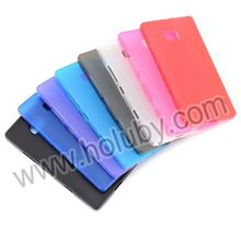 Simple Soft Gel China Wholesale TPU Cheap Case for Nokia Lumia 930 Cover