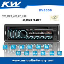 High quality 1 DIN car music player radio cd for fiat stilo