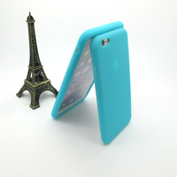 Hot sale good price silicone mobile phone case for iphone 6