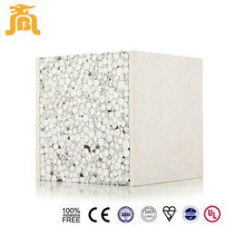 100% Asbestos Free Durable Light Weight Water Proof Fire Rated Concrete EPS Sandwich Board