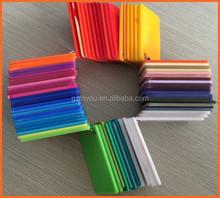 Hot Sale Custom Made Color Cheap Hard Plastic Sheet Acrylic