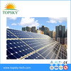 250 watt solar panel with polycrystalline solar cells, for on grid and off grid solar system