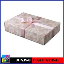 Hot sales fine quality paper favour boxes wedding
