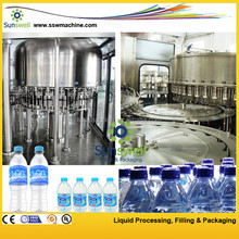 Flavored Automatic Water filling machine
