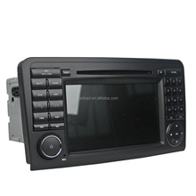 """7""""HD Capacitive Touch Screen Car dvd android for Mercedes ML Vito GPS Wifi 3G Bluetooth Radio RDS USB IPOD Steering wheel"""