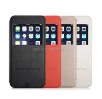 G case smart flip leather case for iphone 6 4.7