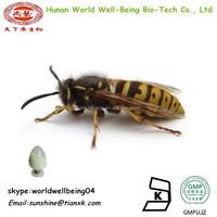 100% Natural Pure Bee Venom Extract Powder / Bee Venom 91% 96% Powder / Honey Bee Venom Manufacturers