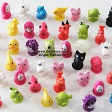 Mini Rubber Toy Figurines Wholesale