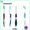 Plastic bulk toothbrushes
