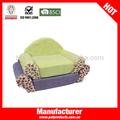 Leopard moderno confortável sofá-cama de luxo para animais de estimação do cão camas