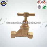 BS1010 female thread long stem stop valve