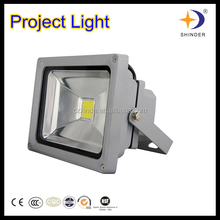 outdoor project lamp cob 10w led flood light driver