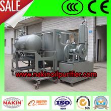 NAKIN JZS Waste Engine Oil Regeneration Machine Convert Black Motor Oil to Yellow Base Oil