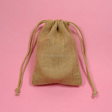 best selling wholesale factory manufacturer natural small linen bags