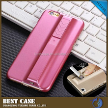Fashionable USB Rechargeable Lighter Phone Cover for iphone 4s case