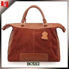 Italy brand bag fashion suede bag custom designer trend leather handbag