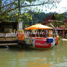 fiberglass battery boat CE certified