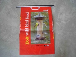 PP woven chicken feed / animal feed bag