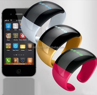 Smart bracelet for mobilephone for iphone 4/4s/5/5s/5C Sausumg galaxy S3 S4 note accessories