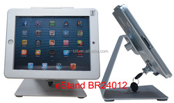 eStand BR24012 desktop/table display stand for ipad security accessories