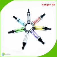 Original kanger T2 atomizer long wick kanger t2 clearomizer in stock